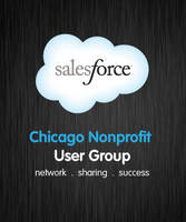 Wednesday March 25th Salesforce Chicago NFP User Group...
