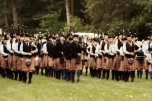 Bellingham Highland Games - Solo Piping & Drumming...