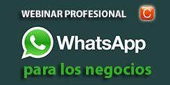 WhatsApp para los negocios