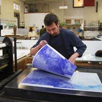 Lithography Demonstration by Alastair Clark