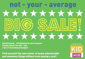 Big Sale: KIDmob