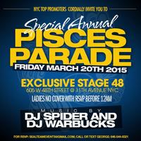 SEAL TEAM EVENTS ANNIVERSARY / PISCES PARADE