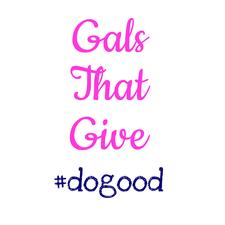 Gals That Give Charity logo