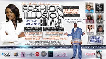 Fashion Illusion Celebrity Fashion Show presented by KM...