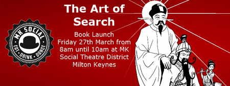 THE ART OF SEARCH BOOK LAUNCH
