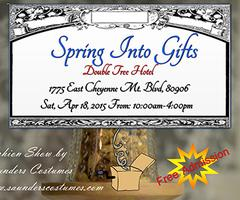 Spring Into Gifts Expo