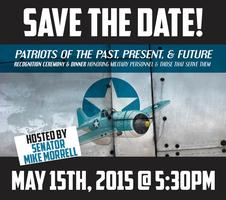 Patriots of the Past, Present, and Future- Hosted by...