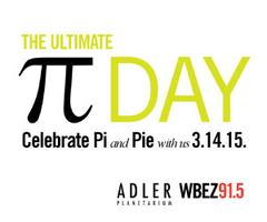 The Ultimate Pi Day with the Adler Planetarium and...