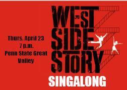 West Side Story SingAlong