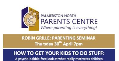 Robin Grille: How to get your kids to do stuff