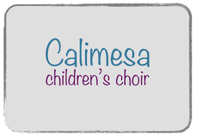 Calimesa Church Children's Choir 2015