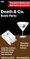 Death & Co. Book Party