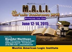 M.A.L.I. 7th Annual Qur'anic Conference 2015