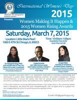 International Women's Day 2015 - Women Making It Happen