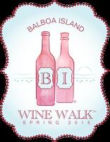 BALBOA ISLAND WINE WALK