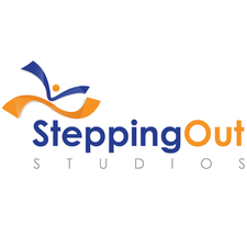 Stepping Out Studios logo