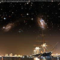 Stargazing Live 2015 at Portsmouth Historic Dockyard