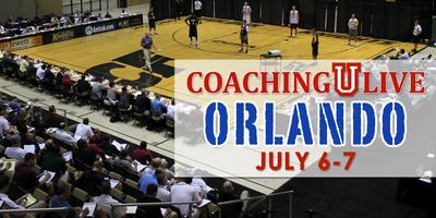 Coaching U LIVE 2015 Orlando - July 6 and 7, 2015