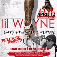 Lil Wayne Live Sorry 4 The Wait 2 Mixtape Release...