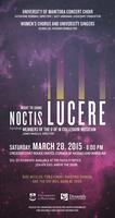 University of Manitoba Choirs | NOCTIS LUCERE