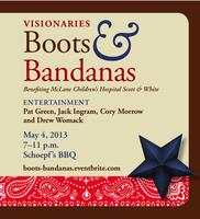 Visionaries Boots & Bandanas