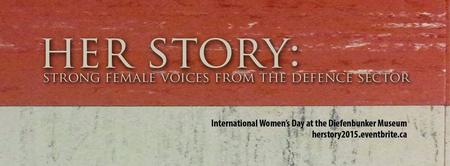 Her Story: Strong Female Voices from the Defence Sector