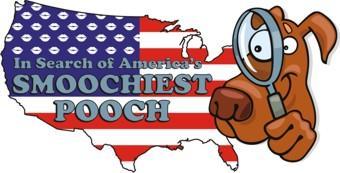 America's Smoochiest Pooch