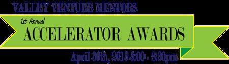 VVM Accelerator Awards - Inspiring an entrepreneurial...