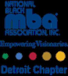National Black MBA Association® Detroit Chapter logo