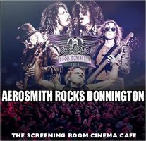 AEROSMITH ROCKS DONNINGTON  (Thu March 26, 2015)