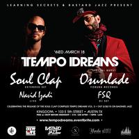 Tempo Dreams feat. Soul Clap, Osunlade, Navid Izadi...