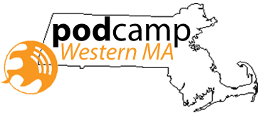 PodCamp WesternMA logo