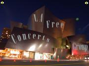 Los Angeles Free Concerts logo
