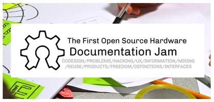 The First Open Source Hardware Documentation Jam
