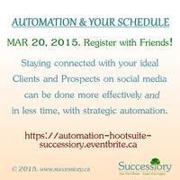 Automation & Your Schedule