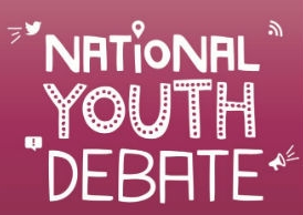 Derby -  National Youth Debate March 26th 2015