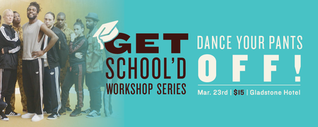 Dance Your Pants Off | Get School'd Series