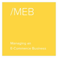 Managing an E-Commerce Business 2.0