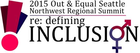 2015 Out and Equal Northwest Regional Summit