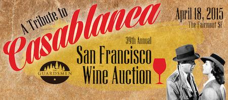 39th Annual S.F. Wine Auction Sponsored by the...