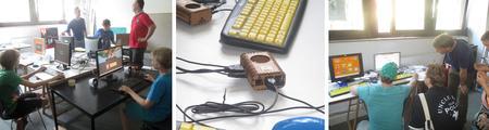 FabLab Kids: Raspberry Pi Workshop Grundlagen für...