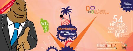 Martinique Startup Weekend 2015