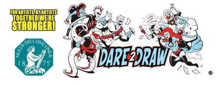 Dare2Draw with Steve Rude!