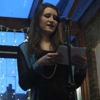 Poetry Performance: Aisling Fahey