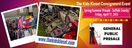 The Kids Kloset Consignment Event - VIP General Public...