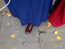 Supercalifragelistic Walk: Walking With Poppins