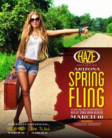 Arizona Spring Fling Weekend Continues at HAZE Nightclub