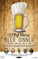 Roving Dinner and Beer Pairing