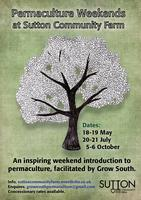 Introduction to Permaculture Weekend Course (July 2013)