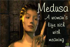 Myths in The Modern World:  Medusa